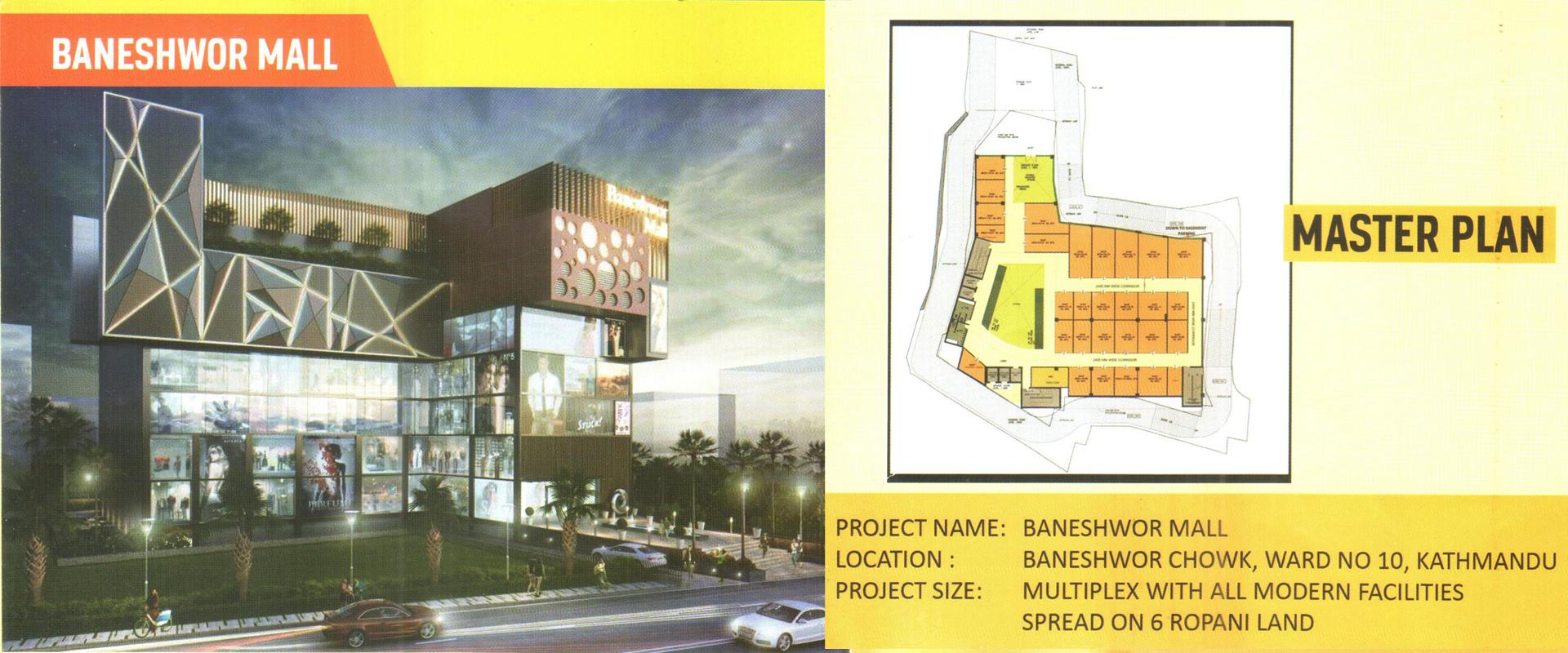 Baneshwor Mall